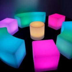 Glow LED Furniture Gold Coast