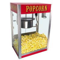 Popcorn machine hire Gold Coast
